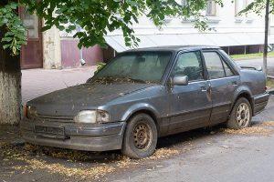 Használaton kívüli járművel rendelkezik? Adja le autóbontónkba még az év vége előtt!